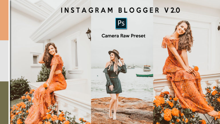 Download Instagram Blogger v2.0 Camera Raw Preset xmp of 2020 for Free | Instagram Blogger v2.0 Camera Raw Preset of 2020 Download free XMP Preset | How to Edit Like Instagram Blogger v2.0
