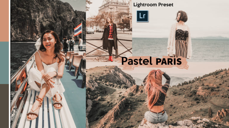 Download Pastel Paris Lightroom Presets of 2020 for Free   Pastel Paris Desktop Lightroom Presets   How to Edit Like Pastel Paris Colorgrading