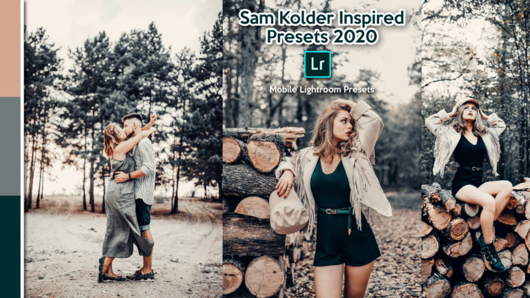 Download Sam Kolder Lightroom Mobile Presets DNG of 2020 for Free | Sam Kolder Mobile Lightroom Preset DNG of 2020 Download free | How to Edit Like @samkolder