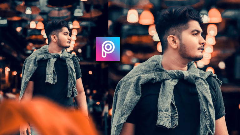 2 Minutes PicsArt Tutorial in Hindi | Bokeh Photo Editing in PicsArt | Realistic HD Photo Manipulation in PicsArt