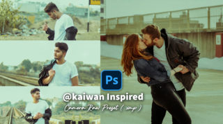 Download Kaiwan Inspired Camera Raw XMP Preset of 2020 for Free | Kaiwan Inspired Camera Raw Preset of 2020 Download free XMP Preset | How to Edit Like Kaiwan