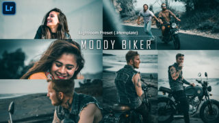 Download Moody Biker Lightroom Presets of 2020 for Free | Moody Biker Desktop Lightroom Presets | How to Edit Like Moody Biker Effect