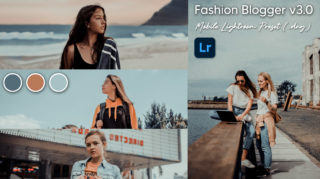 Download Fashion Blogger v3.0 Lightroom Mobile Presets DNG of 2020 for Free | Fashion Blogger v3.0 Mobile Lightroom Preset DNG of 2020 Download free | How to Edit Like Fashion Blogger Effect