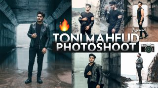 Toni Mahfud Inspired Photoshoot | Poses for Boys Like Toni Mahfud | How to Click Photos Like Toni Mahfud