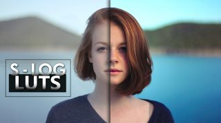 Download Free S-Log LUTs | How to Colorgrade Photos & Videos Like Sony Log in Photoshop & Premiere Pro | SLog LUTs