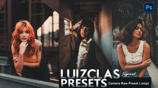 Download LUIZCLAS Inspired Camera Raw XMP Preset of 2020 for Free | LUIZCLAS Inspired Camera Raw Preset of 2020 Download free XMP Preset | How to Edit Like LUIZCLAS Inspired Effect