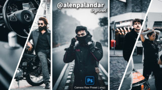 Download Alen Palandar Inspired Camera Raw XMP Preset of 2020 for Free | Alen Palandar Inspired Camera Raw Preset of 2020 Download free XMP Preset | How to Edit Like Alen Palandar