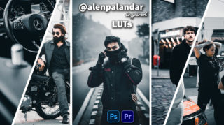 Download Free Alen Palandar Inspired LUTs | How to Colorgrade Photos & Videos Like Alen Palandar in Photoshop & Premiere Pro