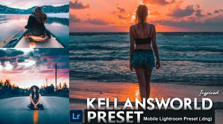 Download Kellansworld Inspired Lightroom Mobile Presets DNG of 2020 for Free | Kellansworld Inspired Mobile Lightroom Preset DNG of 2020 Download free | How to Edit Like Kellansworld Tone