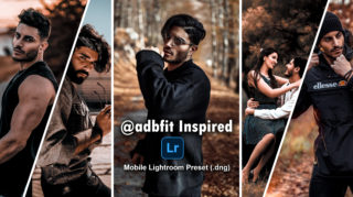 Download Abdfit Inspired Lightroom Mobile Presets DNG of 2020 for Free | Abdfit Inspired Mobile Lightroom Preset DNG of 2020 Download free | How to Edit Like Abdfit