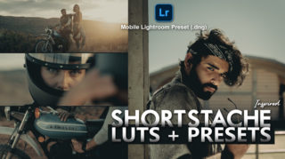 Download Shortstache Inspired Lightroom Mobile Presets DNG of 2020 for Free | Shortstache Inspired Mobile Lightroom Preset DNG of 2020 Download free | How to Edit Like Shortstache