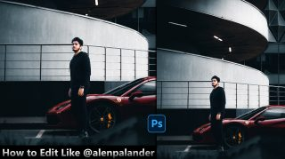 How to Edit Like @alenpalander in Photoshop CC + Free Alen Palander Inspired Preset