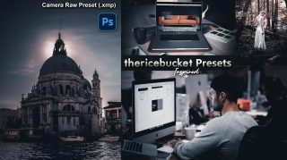 Download Ricebucket Inspired DARK Camera Raw XMP Preset of 2020 for Free | Ricebucket Inspired DARK Camera Raw Preset of 2020 Download free XMP Preset | How to Edit Like Ricebucket Inspired DARK Effect