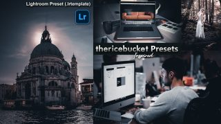 Download Ricebucket Inspired DARK Lightroom Presets of 2020 for Free | Ricebucket Inspired DARK Desktop Lightroom Presets | How to Edit Like Ricebucket Inspired DARK Tone