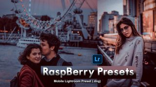 Download Raspberry Lightroom Mobile Presets DNG of 2020 for Free | Raspberry Mobile Lightroom Preset DNG of 2020 Download free | How to Edit Like Raspberry Tone
