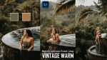 Download Vintage Warm Lightroom Mobile Presets DNG of 2020 for Free | Vintage Warm Mobile Lightroom Preset DNG of 2020 Download free | How to Edit Like Vintage Warm Tone
