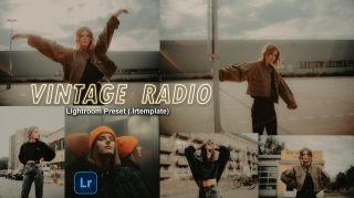 Download VINTAGE Radio Lightroom Presets of 2020 for Free | VINTAGE Dream Desktop Lightroom Presets | How to Edit Like VINTAGE Dream Tone