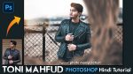 Toni Mahfud Inspired Photo Manipulation in Photoshop Hindi Tutorial | How to Edit Exactly Like Toni Mahfud in Photoshop cc