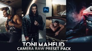 Download Free Toni Mahfud Inspired Camera Raw Presets Pack Bundle of 2020 XMP Presets