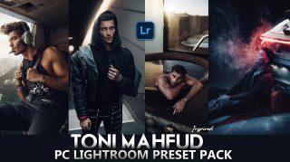 Download Free Toni Mahfud Inspired Lightroom Presets Pack Bundle of 2020 LRTEMPLATE Presets