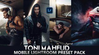 Download Free Toni Mahfud Inspired Mobile Lightroom Presets Pack Bundle of 2020 DNG Presets