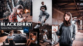 Download BLACKBERRY Camera Raw XMP Preset of 2020 for Free | BLACKBERRY Camera Raw Preset of 2020 Download free XMP Preset | How to Edit Like BLACKBERRY Effect