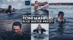 Download Toni Mahfud Inspired Blue Water Lightroom Mobile Presets DNG of 2020 for Free | Toni Mahfud Inspired Blue Water Mobile Lightroom Preset DNG of 2020 Download free | How to Edit Like Toni Mahfud Inspired Blue Water