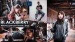 Download BLACKBERRY Lightroom Mobile Presets DNG of 2020 for Free | BLACKBERRY Mobile Lightroom Preset DNG of 2020 Download free | How to Edit Like BLACKBERRY Tone