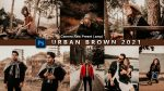 Download Urban Brown Camera Raw XMP Preset of 2021 for Free | Urban Brown Camera Raw Preset of 2020 Download free XMP Preset | How to Edit Like Urban Brown Color