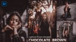 Download Chocolate Brown Lightroom Presets of 2021 for Free | Chocolate Brown Desktop Lightroom Presets | How to Edit Like Chocolate Brown Tone