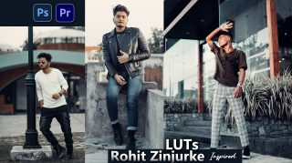 Download Rohit Zinzurkhe Video LUTs of 2021 | How to Colorgrade videos Like Rohit Zinzurkhe in Premier Pro | Rohit Zinzurkhe LUTs Pack