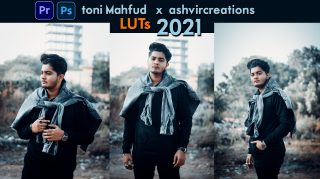 Download toni Mahfud x ashvircreations Video LUTs of 2021 | How to Colorgrade videos Like toni Mahfud x ashvircreations in Premier Pro | toni Mahfud x ashvircreations LUTs Pack