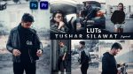 Download Tushar Silavat Video LUTs of 2021 | How to Colorgrade videos Like Tushar Silavat in Premier Pro | Tushar Silavat LUTs Pack