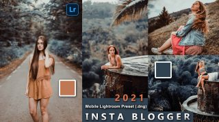 Download Insta Blogger Mobile Lightroom Presets DNG of 2021 for Free | Insta Blogger Mobile Lightroom Preset DNG of 2020 Download free | How to Edit Like Insta Blogger Tones