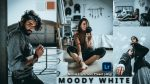 Download MOODY WHITE Mobile Lightroom Presets DNG of 2021 for Free | MOODY WHITE Mobile Lightroom Preset DNG of 2020 Download free | How to Edit Like MOODY WHITE Tones