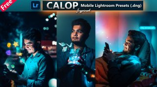 Download Calop Inspired Lightroom Mobile Presets DNG of 2021 for Free | Calop Inspired Mobile Lightroom Preset DNG of 2020 Download free | How to Edit Like Calop Inspired Tones