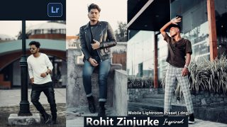 Download Rohit Zinzurkhe Mobile Lightroom Presets DNG of 2021 for Free | Rohit Zinzurkhe Inspired Mobile Lightroom Preset DNG of 2020 Download free | How to Edit Like Rohit Zinzurkhe Tones