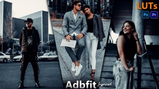 Download Free Adbfit Inspired LUTs 2021 | How to Colorgrade Photos & Videos Like @Adbfit in Photoshop & Premiere Pro