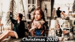 Download Christmas Lightroom Mobile Presets DNG of 2021 for Free | Christmas Mobile Lightroom Preset DNG of 2021 Download free | How to Christmas Photos