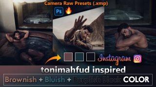 Download Toni Mahfud Inspired Camera Raw XMP Preset of 2021 for Free | Toni Mahfud Inspired Camera Raw Preset of 2021 Download free XMP Preset | How to Edit Like Toni Mahfud Inspired Photos