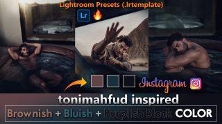Download Toni Mahfud Inspired Lightroom Presets of 2021 for Free | Toni Mahfud Inspired Desktop Lightroom Presets | How to Edit Toni Mahfud Inspired Photos