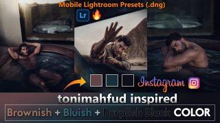 Download Toni Mahfud Inspired Lightroom Mobile Presets DNG of 2021 for Free | Toni Mahfud Inspired Mobile Lightroom Preset DNG of 2021 Download free | How to Make Toni Mahfud Inspired Color