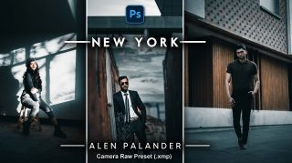 Alen Palander NEW YORK Camera Raw XMP Preset of 2021 for Free | Alen Palander NEW YORK Camera Raw Preset of 2021 Free XMP Preset
