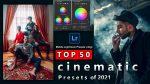 Top 50 Cinematic Mobile Lightroom Presets of 2021 for Free | Top 50 Cinematic DNG Presets of 2021 – Ash-Vir Creations