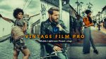 Vintage Film Pro Lightroom Mobile Presets DNG of 2021 for Free | Vintage Film Pro Mobile Lightroom Preset DNG of 2021 for free