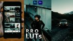 Pro LUTs of 2021 | How to Colorgrade Pro Effect to Photos & Videos in Photoshop & Premiere Pro