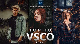 Top 10 VSCO Lightroom Presets of 2021 for Free | Top 10 VSCO Desktop Lightroom Presets of 2021