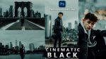 Cinematic BLACK Camera Raw XMP Preset of 2021 for Free | Cinematic BLACK Camera Raw Preset of 2021 Free XMP Preset