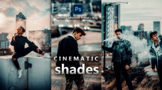 Cinematic Shades Lightroom Mobile Presets DNG of 2021 for Free | Cinematic Shades Mobile Lightroom Preset DNG of 2021 for free